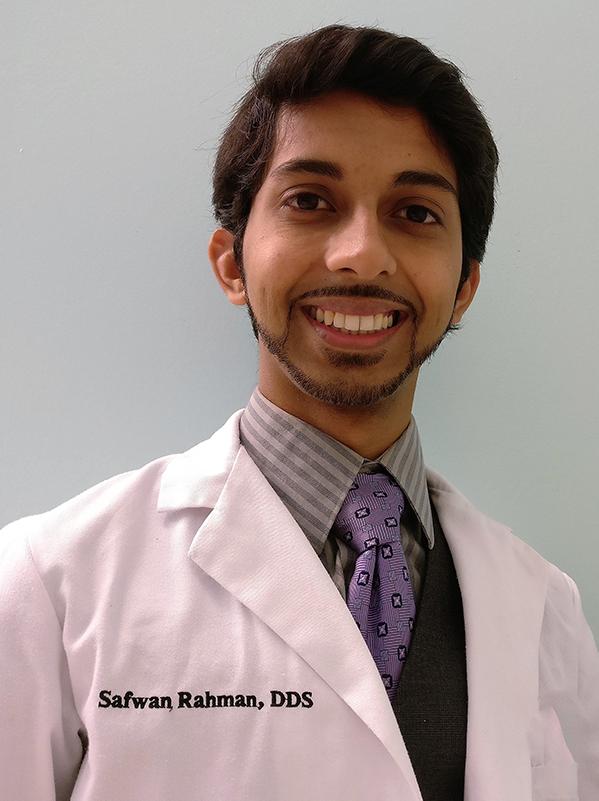 Ahmad Rahman, DDS